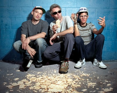 Beastie Boys File Photo