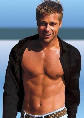 Brad Pitt www.wireimage.com