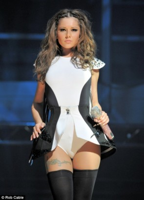 Cheryl Cole: HOT? Cheryl Cole File Photo
