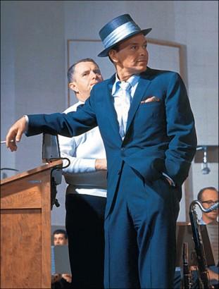Frank Sinatra.  Photo: Telegragh.com