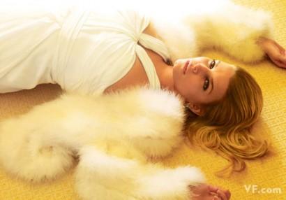 Jessica Simpson Vanityfair.com