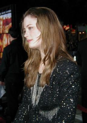 Lucy Gordon wireimage.com