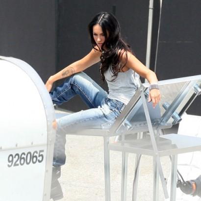 Megan Fox LA Photo shoot INFPhoto.com