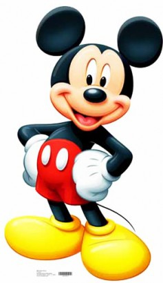 Mickey Mouse / ©Disney