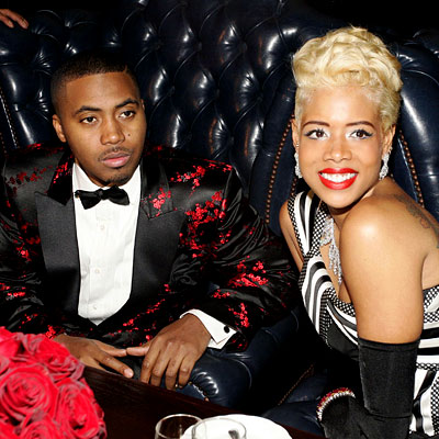 Nas &amp; Kelis.  File Photo
