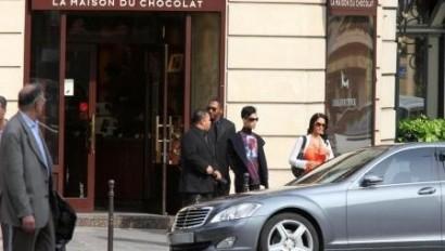 Prince Paris File Photo