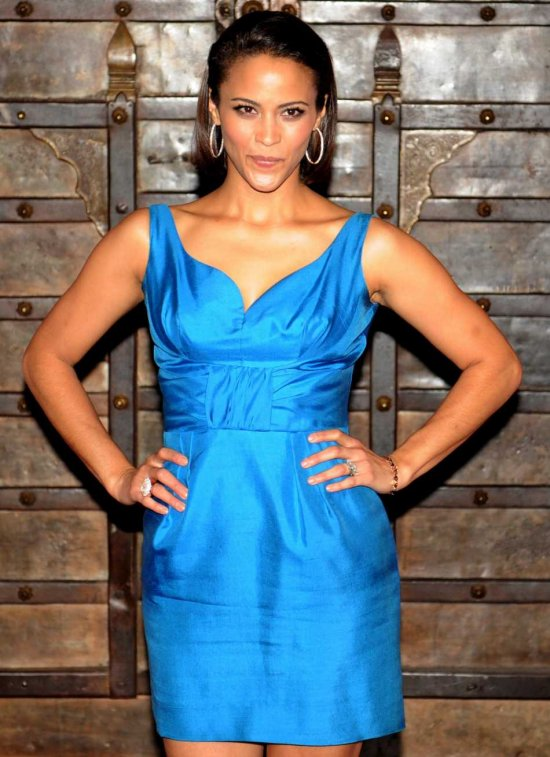 paula patton. Paula Patton Looking Glam At