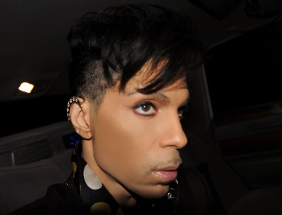 New Photo of Prince Close-Up. Drfunkenberry.com Exclusive