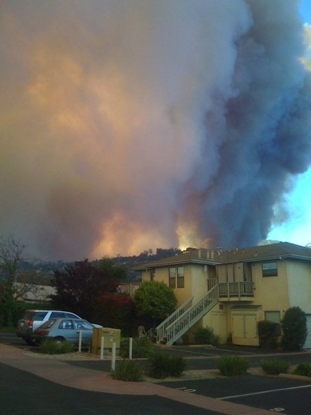 Santa Barbara Fire Dr FB Exclusive