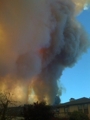 Santa Barbara Fire Dr. FB Exclusive