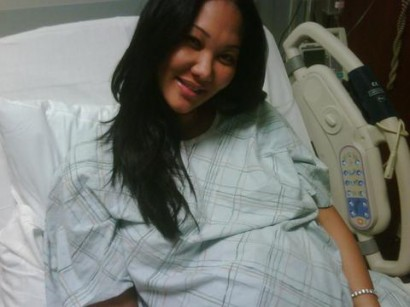 Twit Pic Kimora Lee Simmons