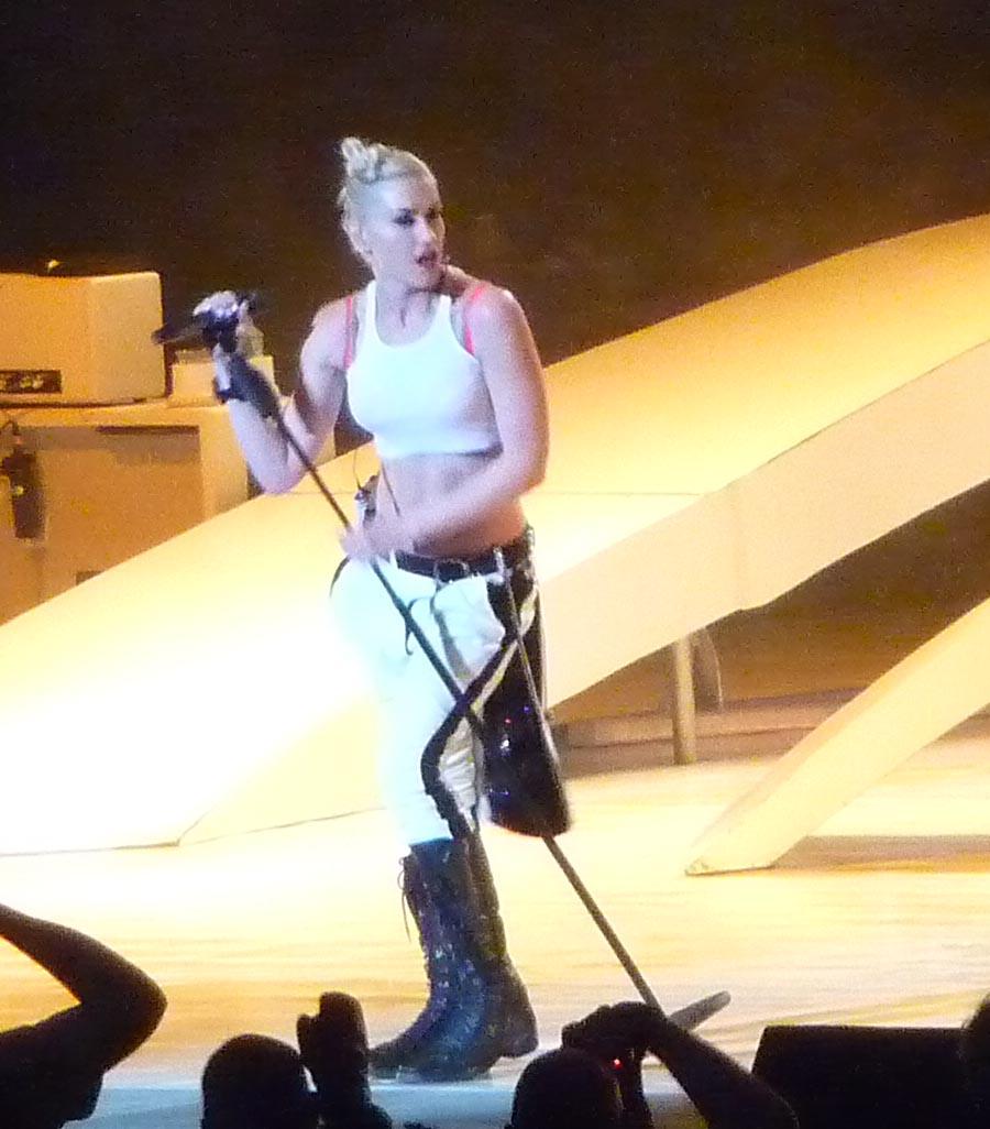 Gwen Stefani Of No Doubt.  Photo: According2g.com