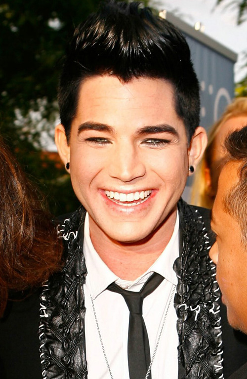 Adam Lambert At Hollywood Life Awards.  Photo: Gettyimages.com