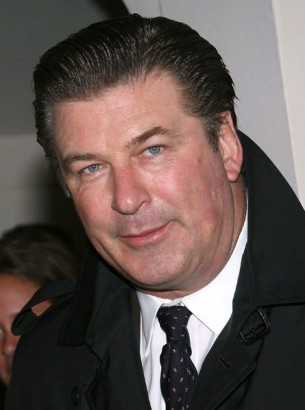 Alec Baldwin To Retire?  File Photo