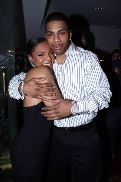 Ashanti and Nelly The Wiz WireImage