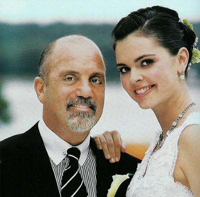 Billy Joel & Katie Lee File Photo