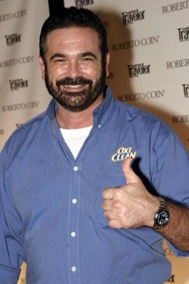 Billy Mays Passes Away At 50.  File Photo