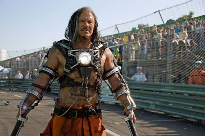 Mickey Rourke Iron Man 2 Whiplash Paramount Pictures