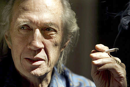David Carradine File Photo