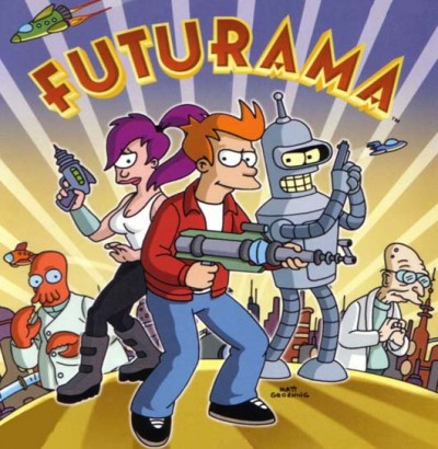 Futurama To Return To Comedy Central.