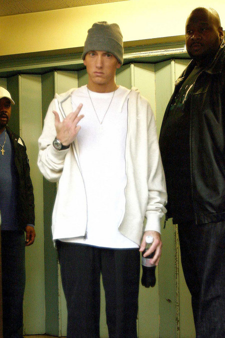 Marshall Mathers III Splash News