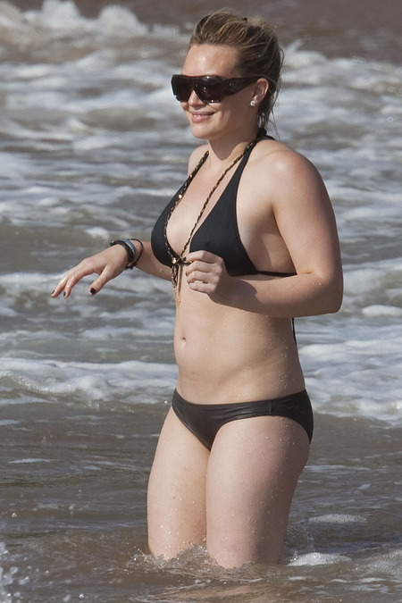 Hillary Duff Courtesy of Photo Splashnews