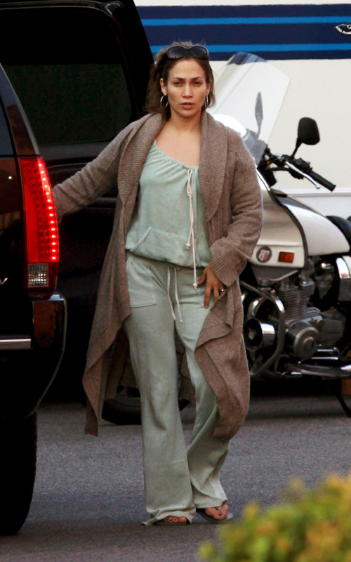 Jennifer Lopez June 17, 2009 S.F. Fame Pictures