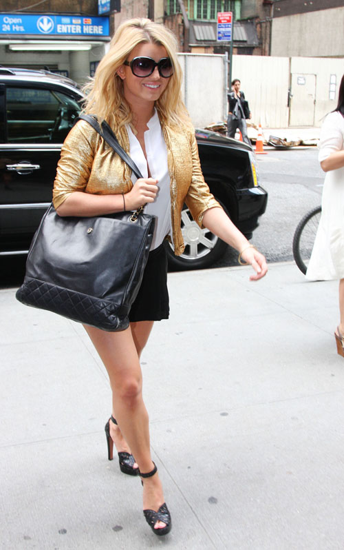 Jessica Simpson GettyImage