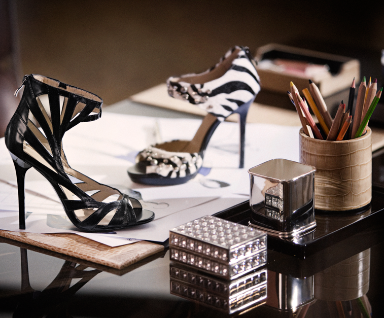 Jimmy Choo's are Coming To H&M  Photo: Jimmy Choos