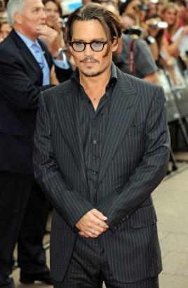 Johnny Depp Attends UK Premiere Of Public Enemies.  Photo: Bauer-Griffen.com