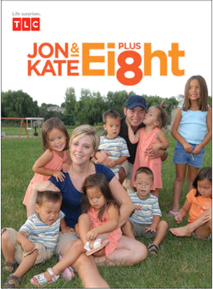 Jon & Kate Plus 8 Promo Photo.  Photo: TLC.com