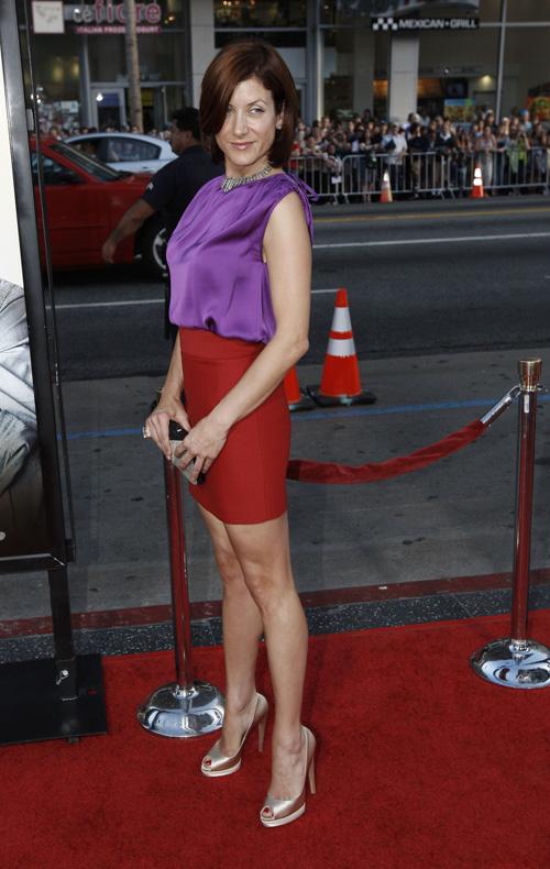 Kate Walsh At The Hangover Premiere.  Photo: AP/Matt Sayles