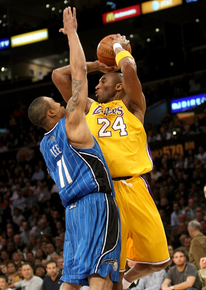 Kobe Bryant & Orlando Magic File Photo