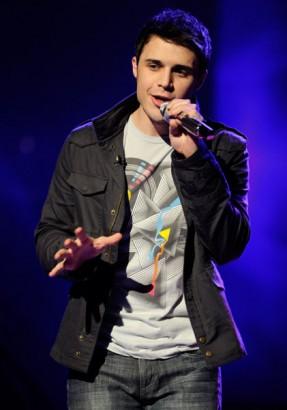 American Idol Winner Kris Allen.  File Photo
