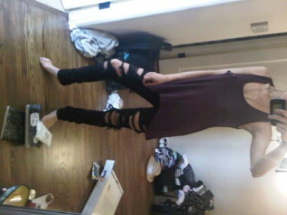 lindsay lohan Twit Pic Jeans Twitter.com