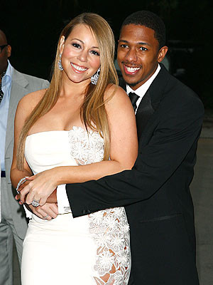 Mariah And Nick Cannon WireImage.com