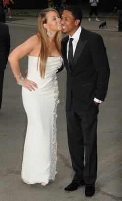 Mariah and Nick Cannon2 WireImage.com