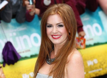 Isla Fisher Bruno Getty Image