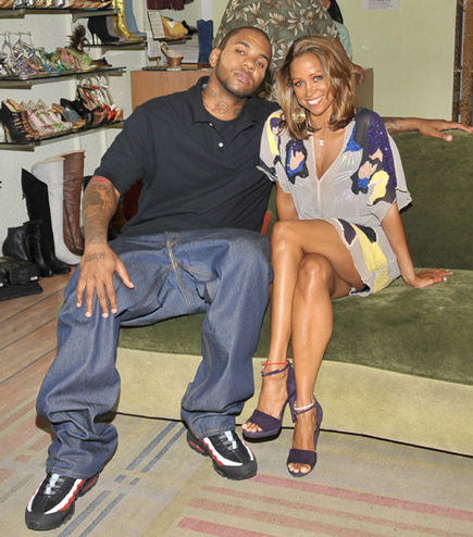 Stacy Dash and The Game wireimage.com