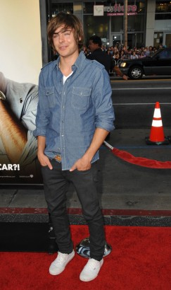"Zac Efron Attends ""The Hangover""  Photo: Jordan Strauss/Wireimage.com"