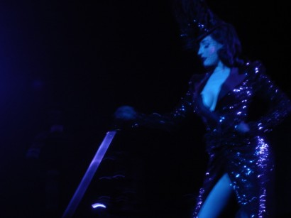 Dita Von Teese July 2009. Photo Taken By Dr.Funkenberry