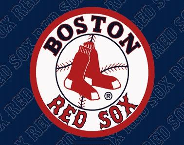 Boston Red Sox Logo File Photo