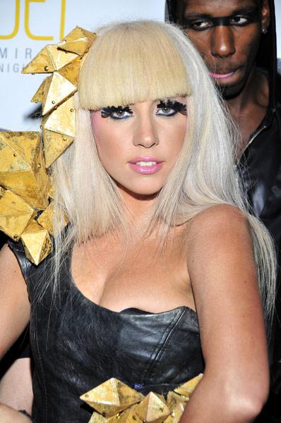 Lady GaGa @ Jet Wireimage