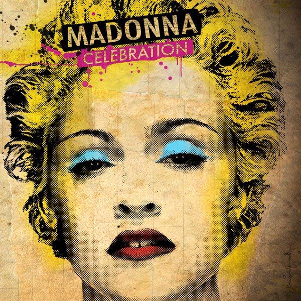 Madonna Celebration Cover