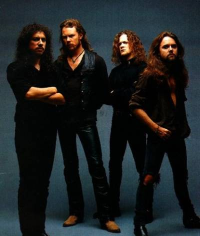 Metallica File Photo