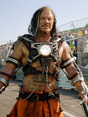 Mickey Rourke In Iron Man 2. Photo: Marvel Studios