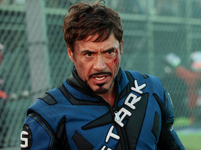 Robert Downey Jr. As Tony Stark. Photo: Marvel Studios