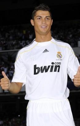 Cristiano Ronaldo Photo: Flynetonline.com