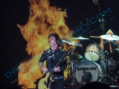 Green Day In New York 07/27/09 Photo: According2g.Com