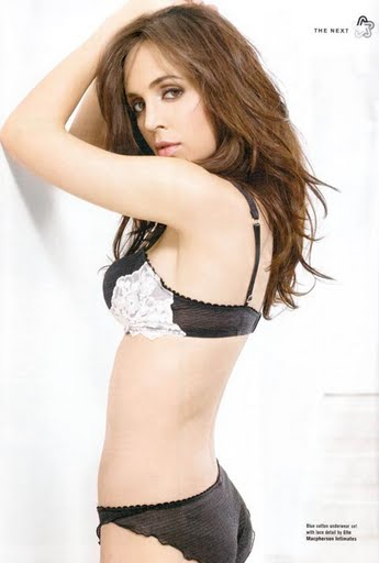 Eliza Dushku For FHM